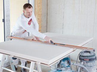 profi tipps f r den trockenbau verarbeitung materialien. Black Bedroom Furniture Sets. Home Design Ideas