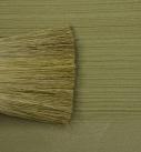 Während der Ansteifungsphase mit dem Rutenbesen abziehen, waagerechte oder senkrechte Strukturen sind üblich. Foto: Heck Wall Systems